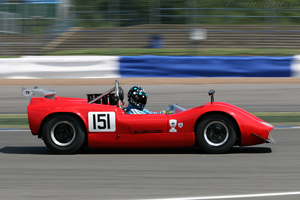 McLaren M1C - Chassis: 40-04   - 2006 Silverstone Classic