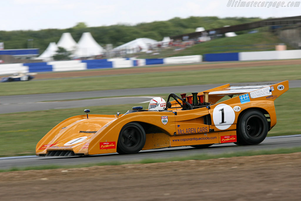 McLaren M8F    - 2006 Silverstone Classic