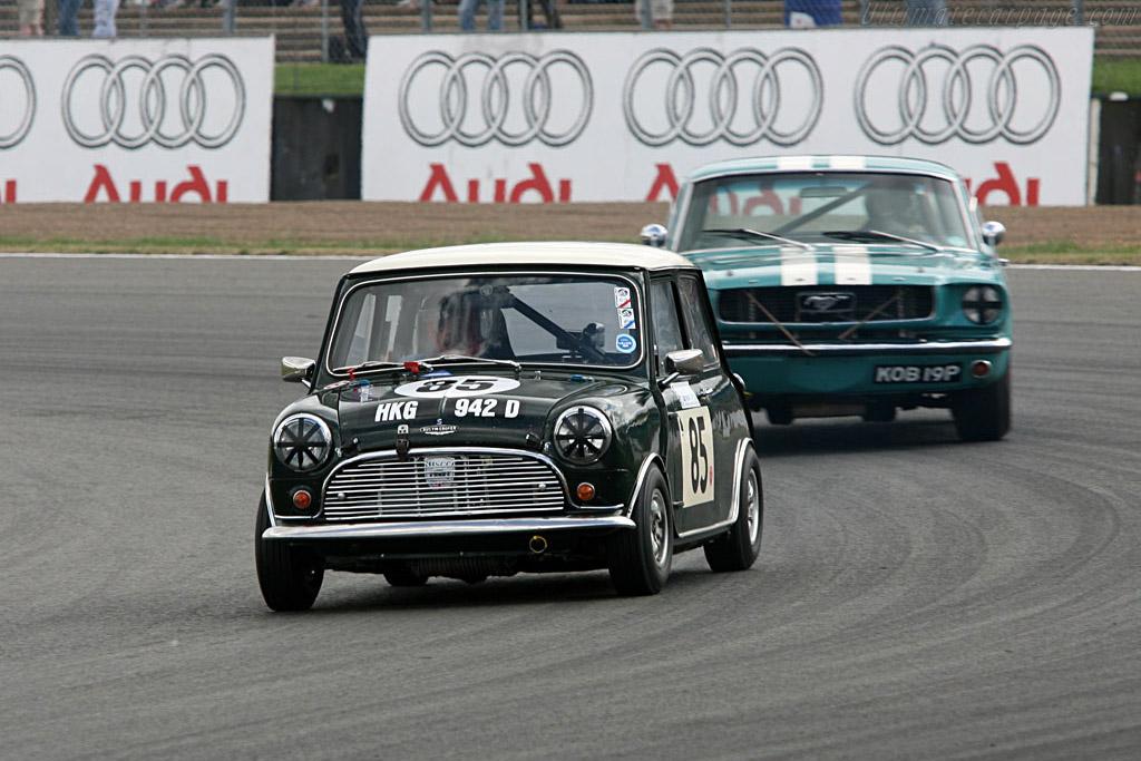 Mini Cooper    - 2006 Silverstone Classic
