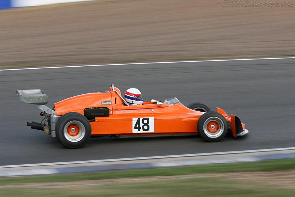 Modus M1    - 2006 Silverstone Classic