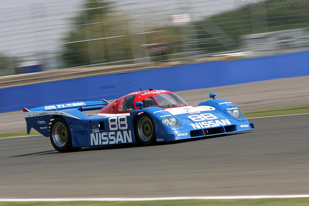 Nissan Npt1 Gtp Chassis 90 14 2006 Silverstone Classic