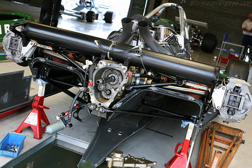 Open heart surgery    - 2006 Silverstone Classic