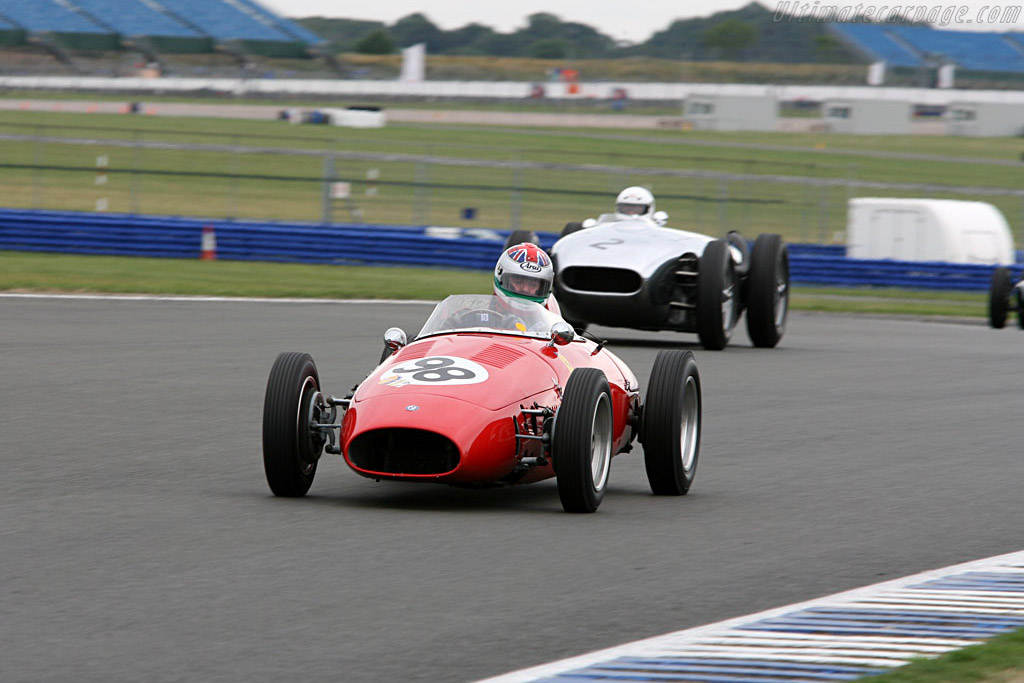 Osca Formula Junior    - 2006 Silverstone Classic