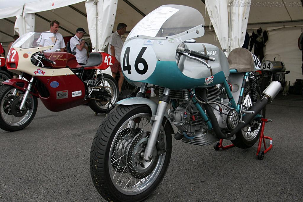 Paolini Ducati    - 2006 Silverstone Classic