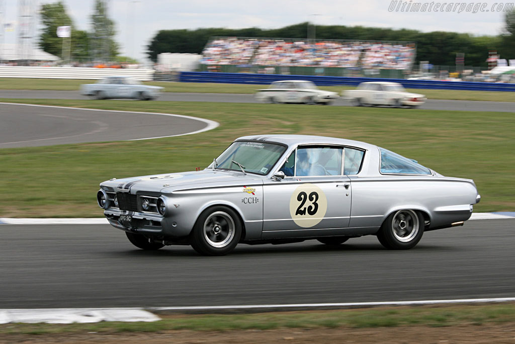 Plymouth Barracuda    - 2006 Silverstone Classic