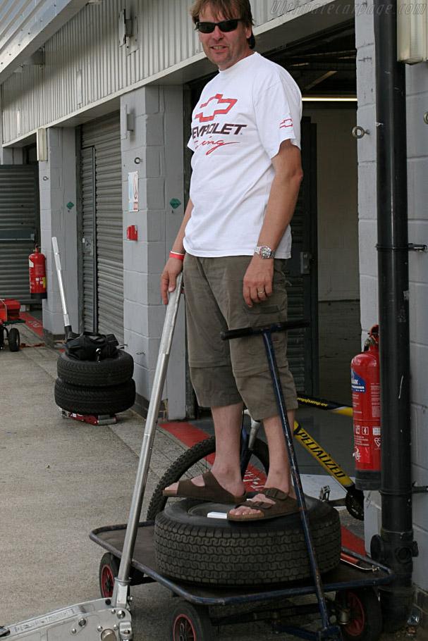 Pole position    - 2006 Silverstone Classic