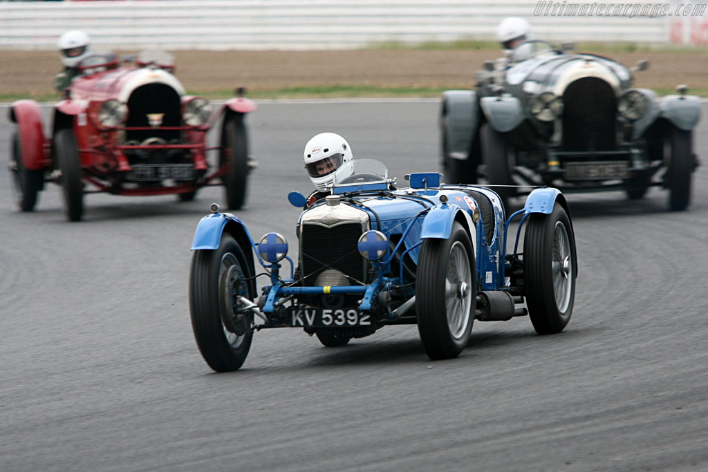 Riley Brooklands    - 2006 Silverstone Classic