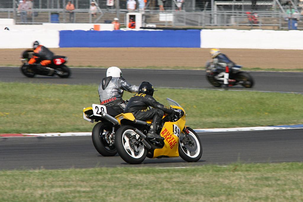 Rustic Racing Yamaha    - 2006 Silverstone Classic