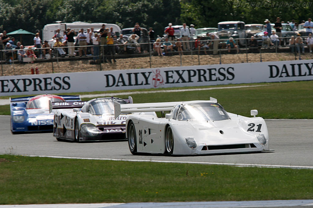 Spice SE90 C - Chassis: SE90C-018   - 2006 Silverstone Classic