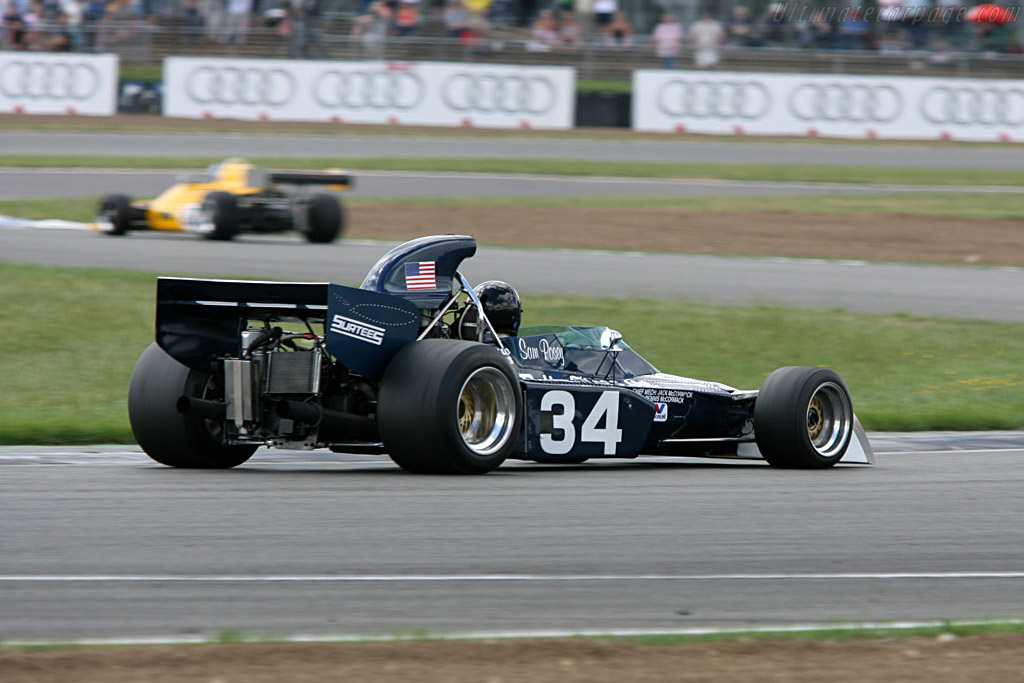 Surtees TS11    - 2006 Silverstone Classic