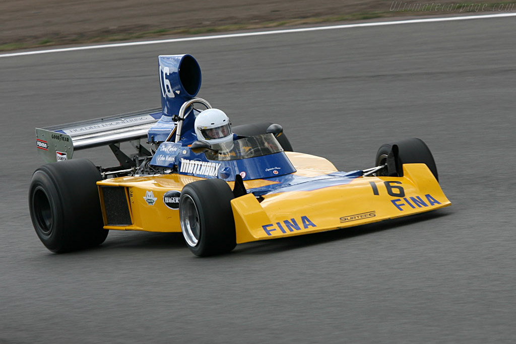 Surtees TS16    - 2006 Silverstone Classic