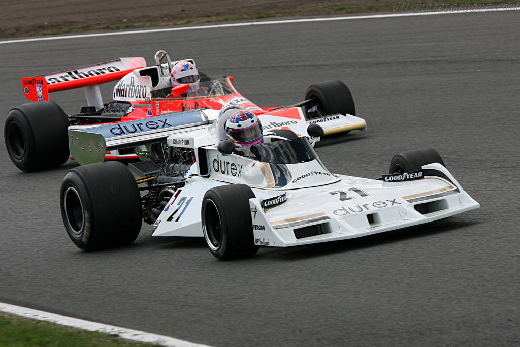 Surtees TS19    - 2006 Silverstone Classic