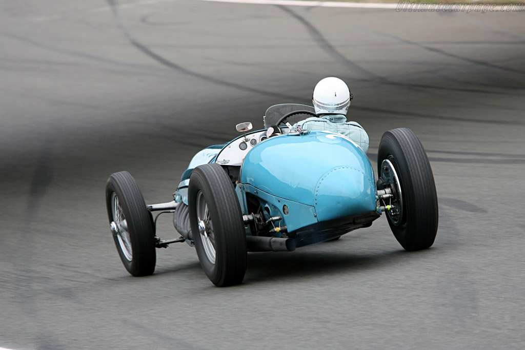 Talbot Lago T26C - Chassis: 110004   - 2006 Silverstone Classic
