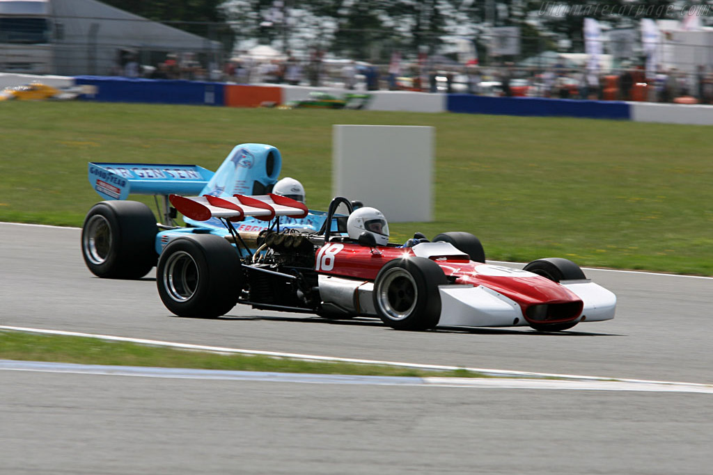 Tecno    - 2006 Silverstone Classic