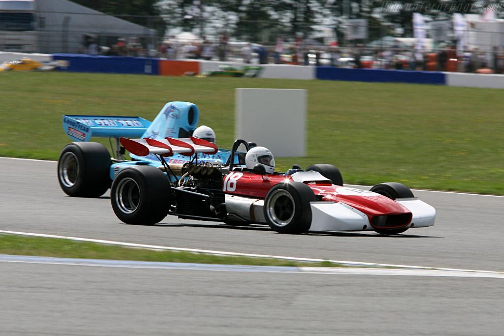 Tecno F2   - 2006 Silverstone Classic