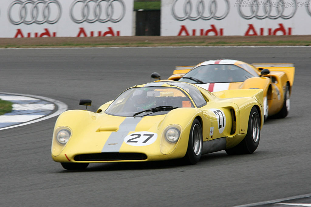 This one was for Goliath    - 2006 Silverstone Classic