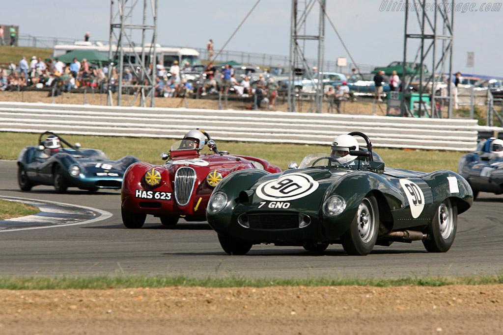 Tojeiro Jaguar    - 2006 Silverstone Classic