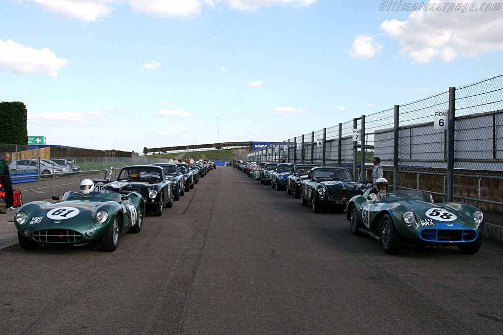 Usual suspects    - 2006 Silverstone Classic