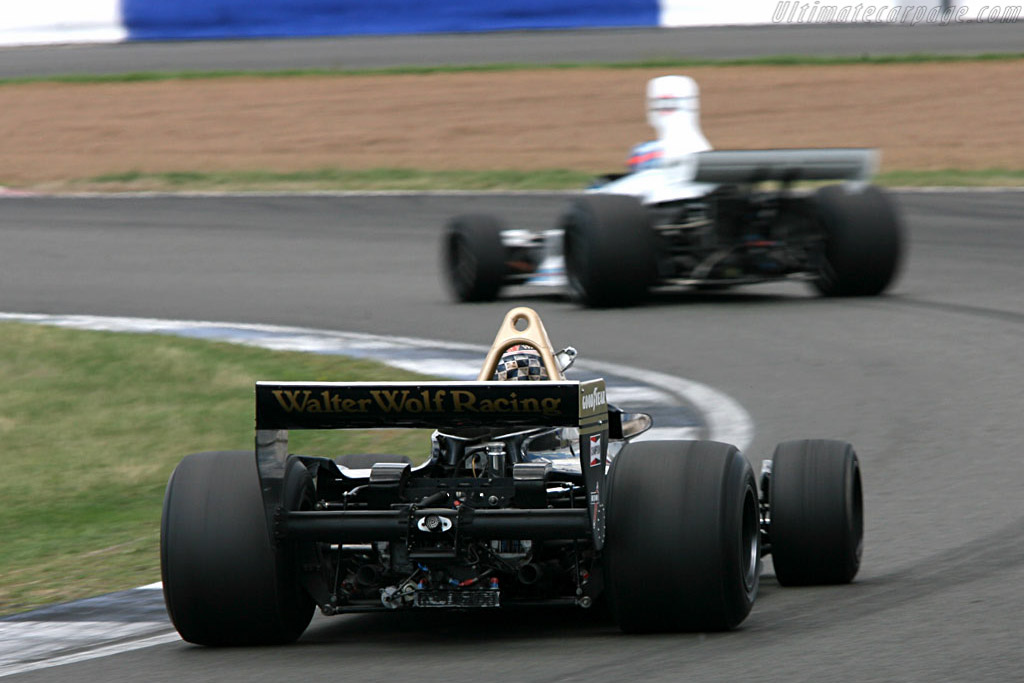 Wolf WR1 - Chassis: WR2   - 2006 Silverstone Classic