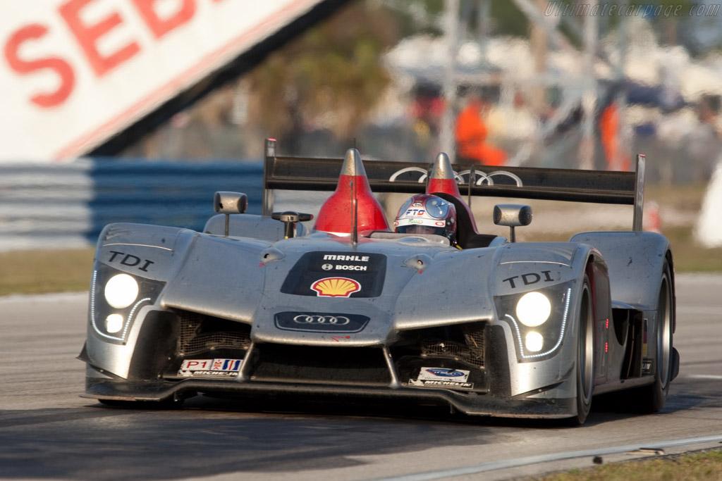 Audi R15 TDI - Chassis: 103   - 2009 Sebring 12 Hours