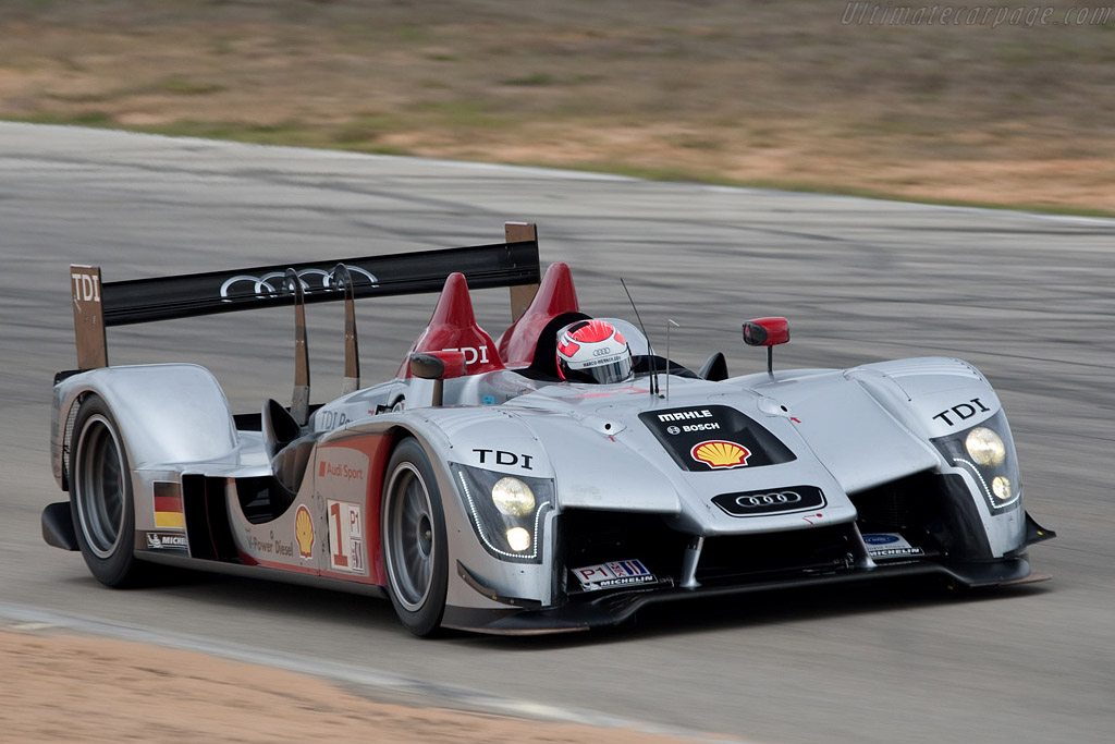 audi r15 tdi chassis 101 2009 sebring 12 hours. Black Bedroom Furniture Sets. Home Design Ideas