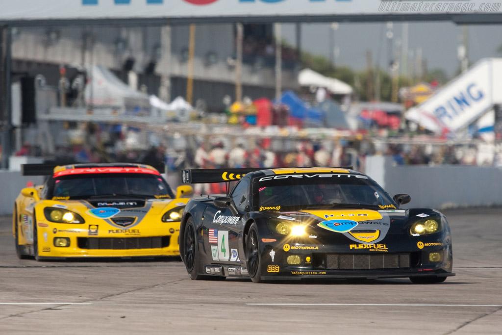 Chevrolet Corvette C6.R - Chassis: 008   - 2009 Sebring 12 Hours