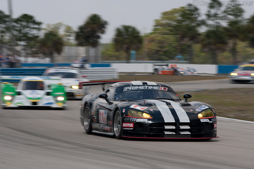 Dodge Viper Competition Coupe - Chassis: C114   - 2009 Sebring 12 Hours