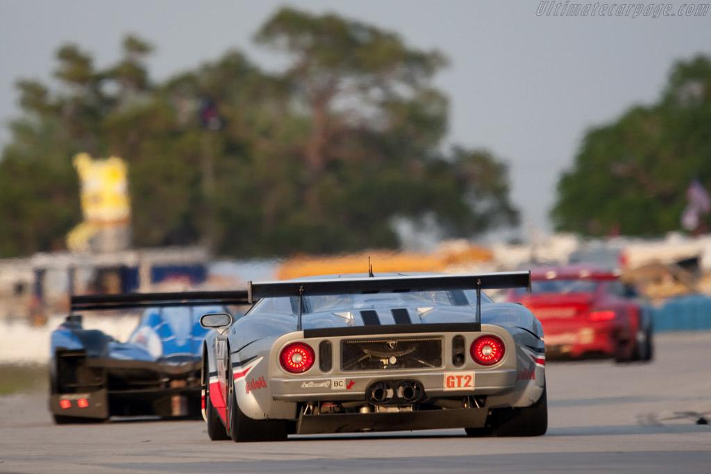 Doran Ford GT Mk7 - Chassis: JE5-002646   - 2009 Sebring 12 Hours
