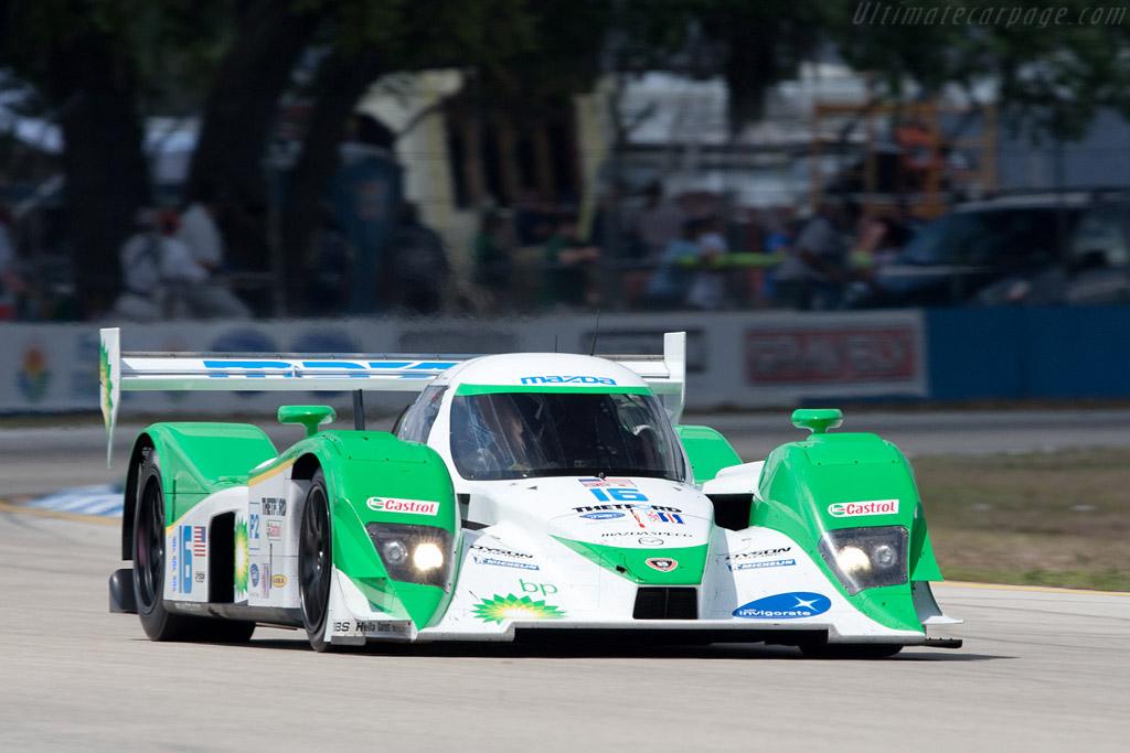 Lola B08/80 Mazda - Chassis: B0980-HU01   - 2009 Sebring 12 Hours