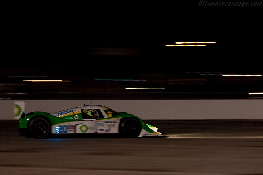 Lola B08/80 Mazda - Chassis: B0880-HU02   - 2009 Sebring 12 Hours