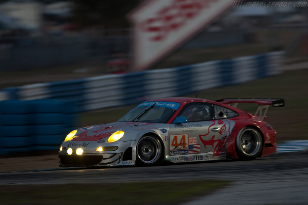 Porsche 997 GT3 RSR - Chassis: WP0ZZZ99Z9S799913   - 2009 Sebring 12 Hours