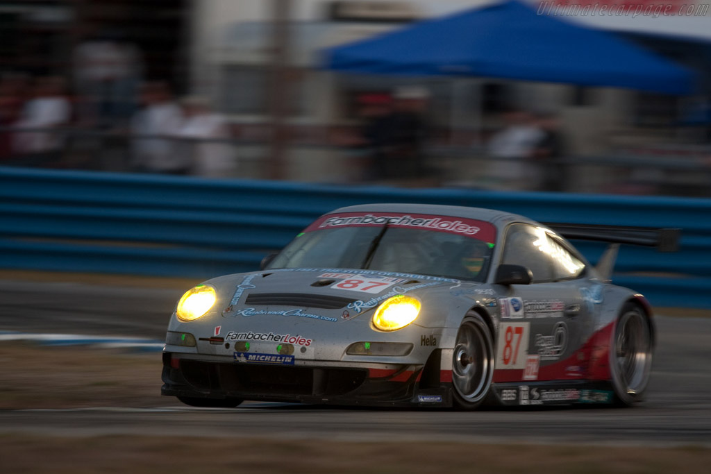 Porsche 997 GT3 RSR - Chassis: WP0ZZZ99Z9S799914   - 2009 Sebring 12 Hours
