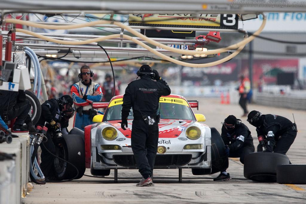 Porsche 997 GT3 RSR - Chassis: WP0ZZZ99Z8S799912   - 2009 Sebring 12 Hours