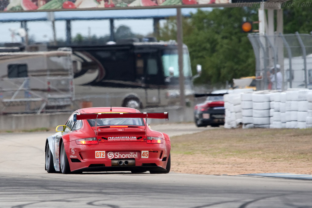 Porsche 997 GT3 RSR - Chassis: WP0ZZZ99Z8S799912   - 2009 Sebring 12 Hours