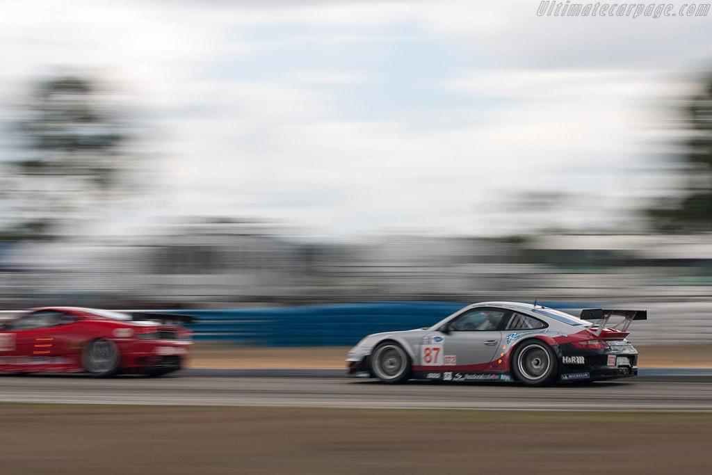 Porsche 997 Gt3 Rsr Chassis Wp0zzz99z9s799914 2009