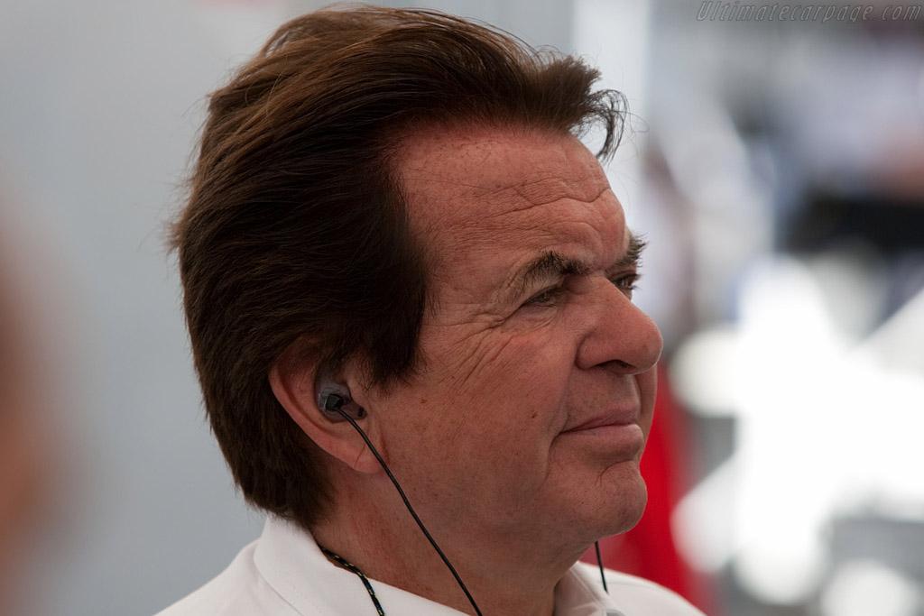 Reinhold Joest    - 2009 Sebring 12 Hours