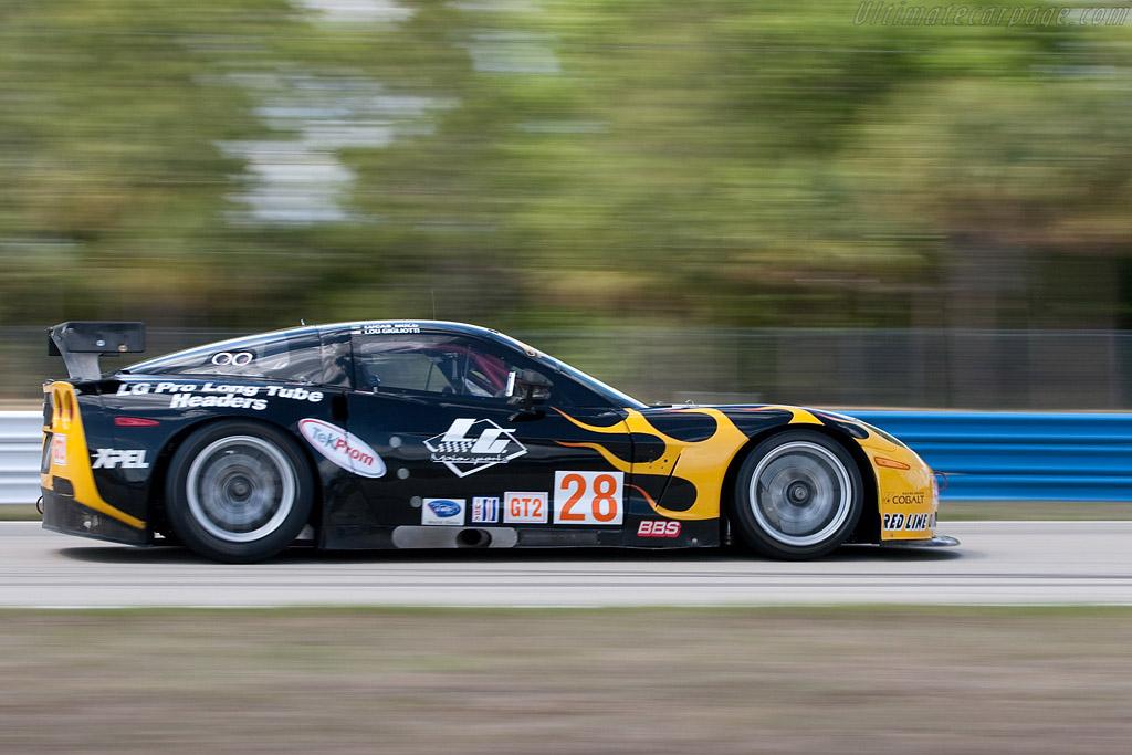 Riley Chevrolet Corvette GT2 - Chassis: 08-001   - 2009 Sebring 12 Hours
