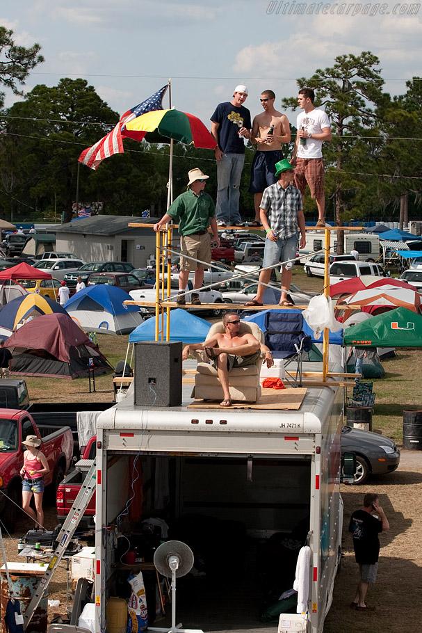 Welcome to Sebring    - 2009 Sebring 12 Hours