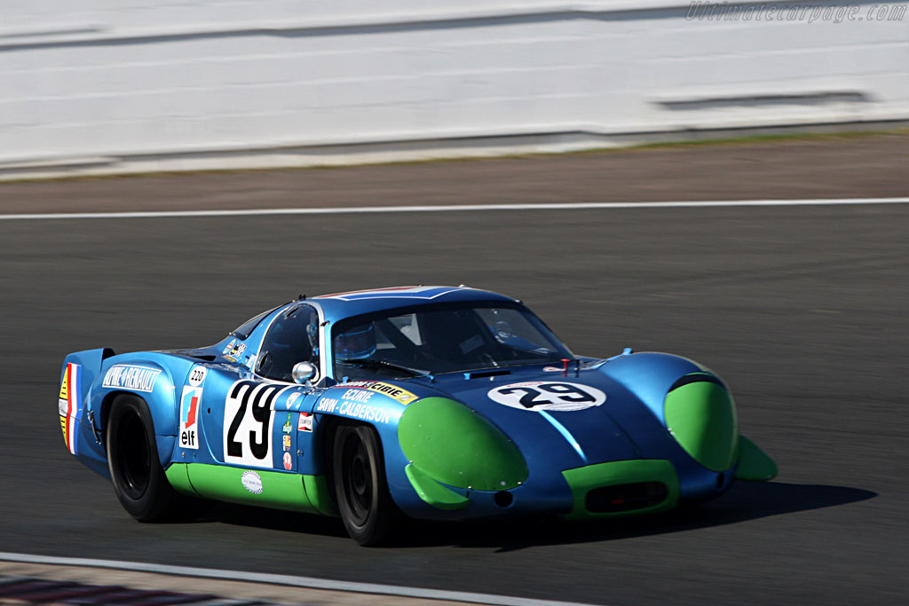 Alpine A220 - Chassis: 1736   - 2007 Le Mans Series Silverstone 1000 km