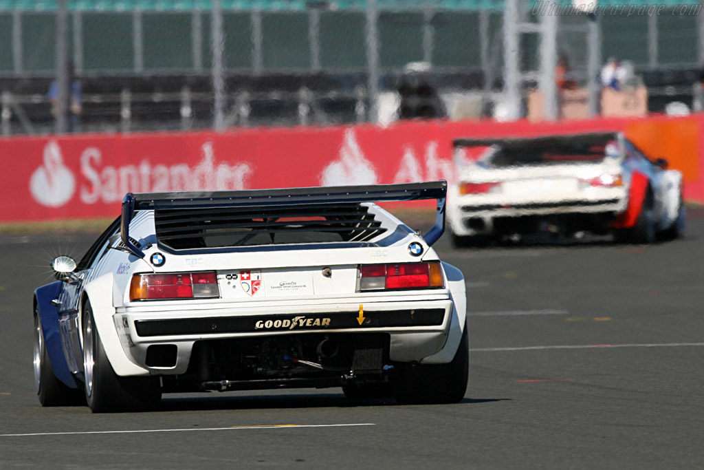 BMW M1 Group 4 - Chassis: 4301099   - 2007 Le Mans Series Silverstone 1000 km