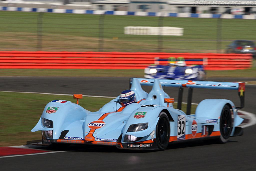 Barazi Zytek - Chassis: 07S-01 - Entrant: Barazi Epsilon  - 2007 Le Mans Series Silverstone 1000 km