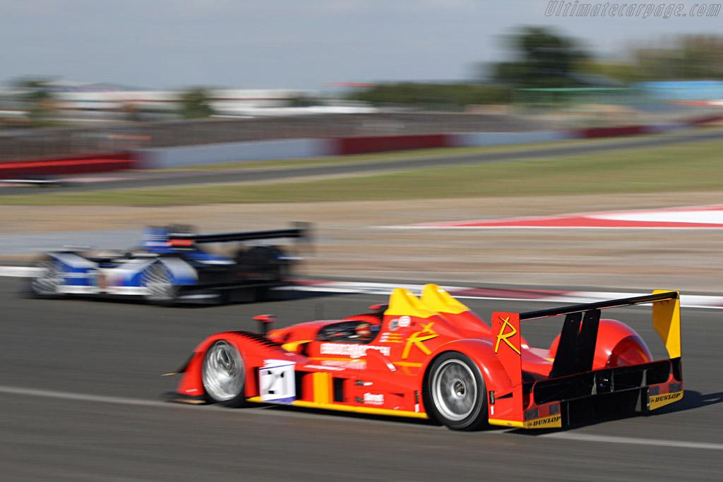 Bruichladdich Radical - Chassis: SR9002 - Entrant: Bruichladdich Radical  - 2007 Le Mans Series Silverstone 1000 km