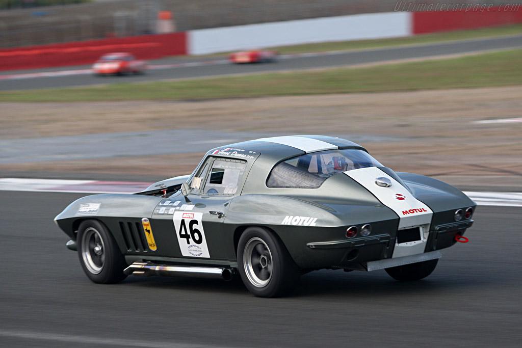 Chevrolet Corvette    - 2007 Le Mans Series Silverstone 1000 km