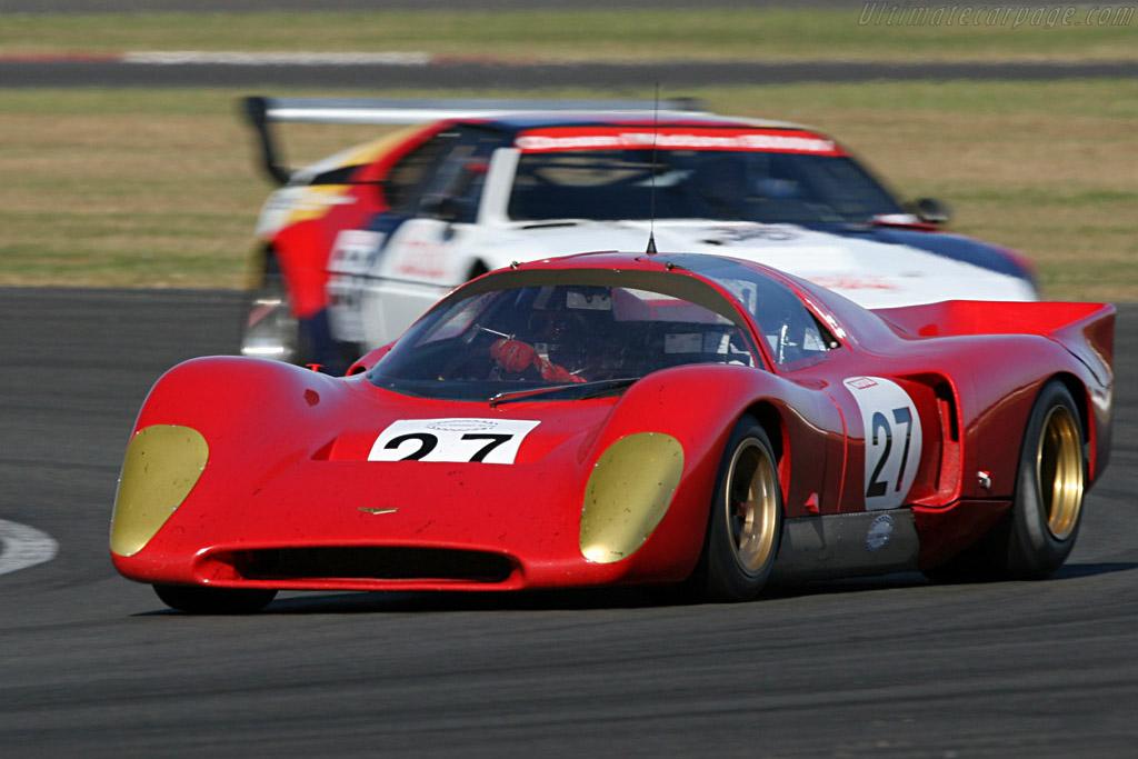 Chevron B16    - 2007 Le Mans Series Silverstone 1000 km