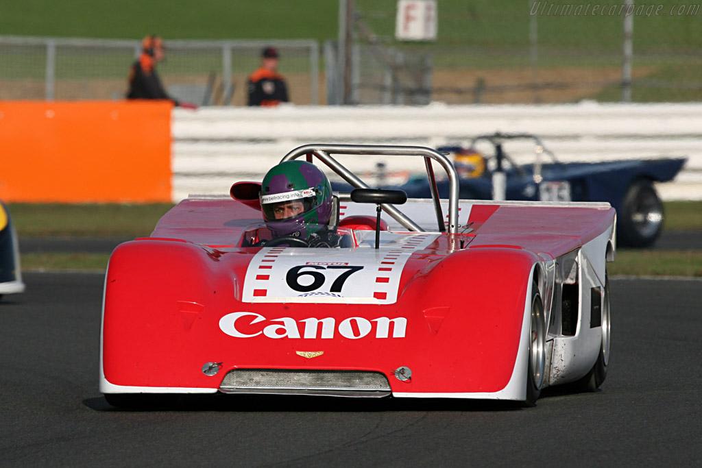 Chevron B19 - Chassis: B19-71-12   - 2007 Le Mans Series Silverstone 1000 km