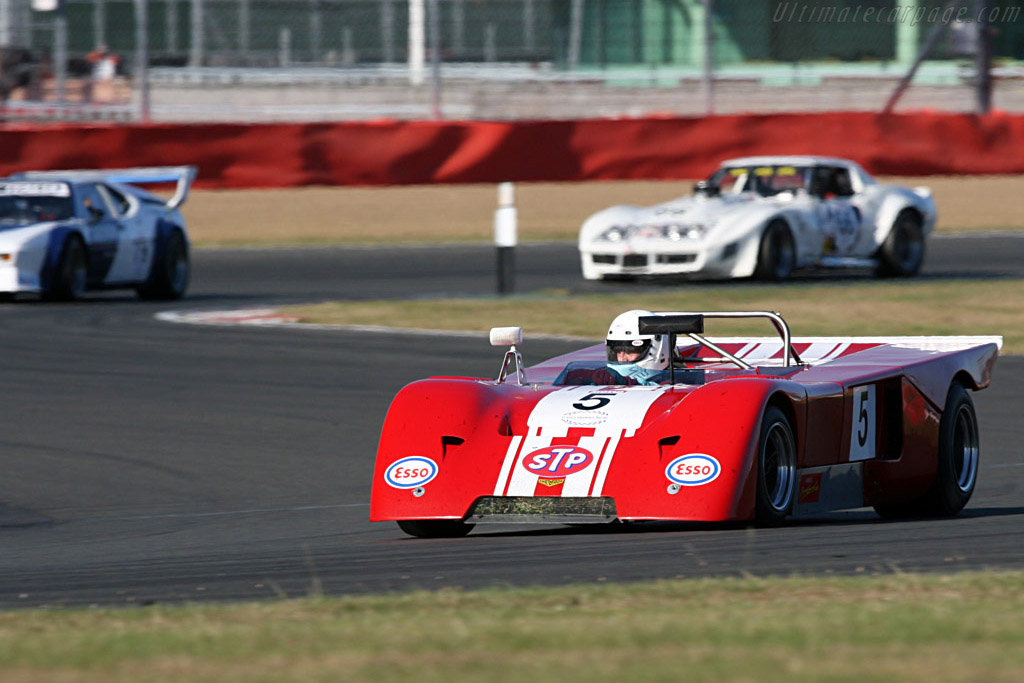 Chevron B19 - Chassis: B19-71-9   - 2007 Le Mans Series Silverstone 1000 km