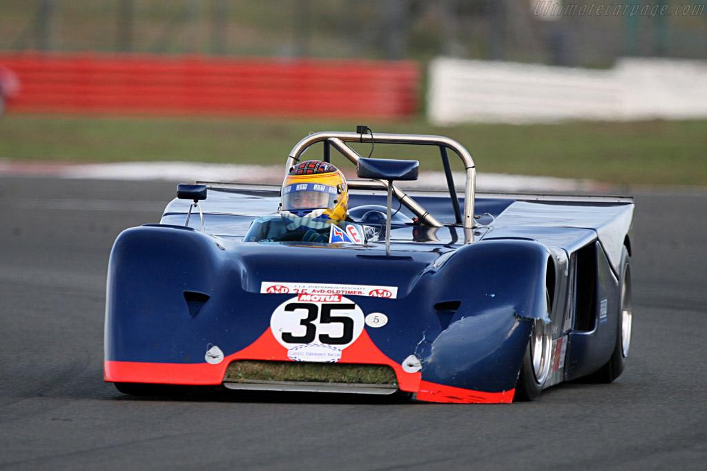 Chevron B19 - Chassis: B19-71-17   - 2007 Le Mans Series Silverstone 1000 km