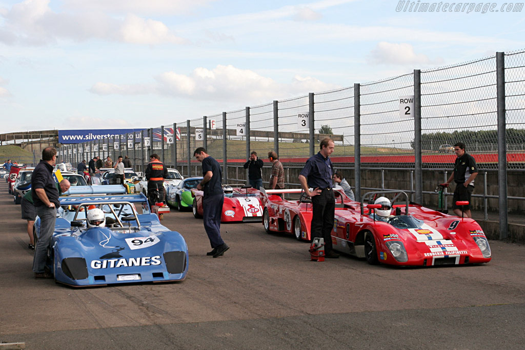 Classic Endurance Racing    - 2007 Le Mans Series Silverstone 1000 km