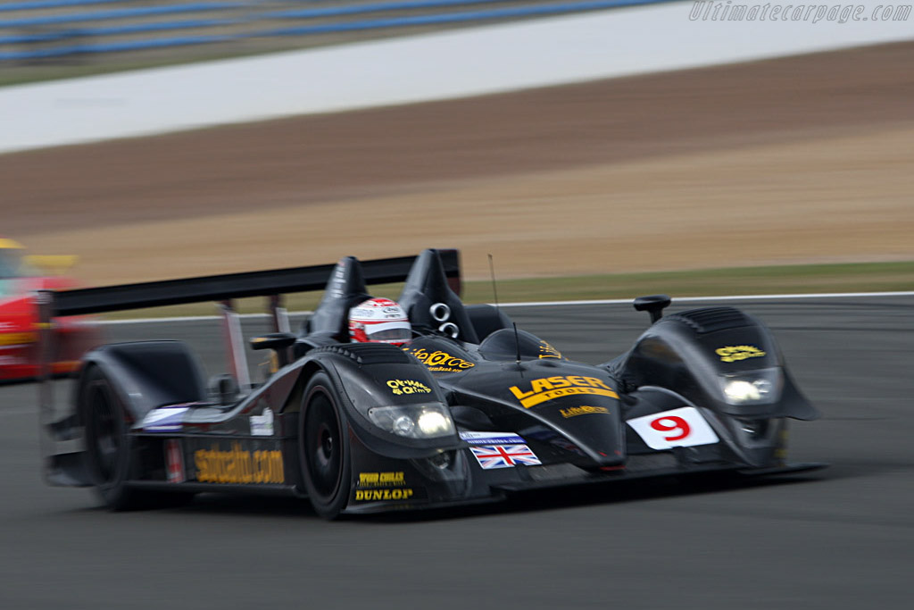 Creation - Chassis: 908-03 - Entrant: Team Peugeot Total  - 2007 Le Mans Series Silverstone 1000 km