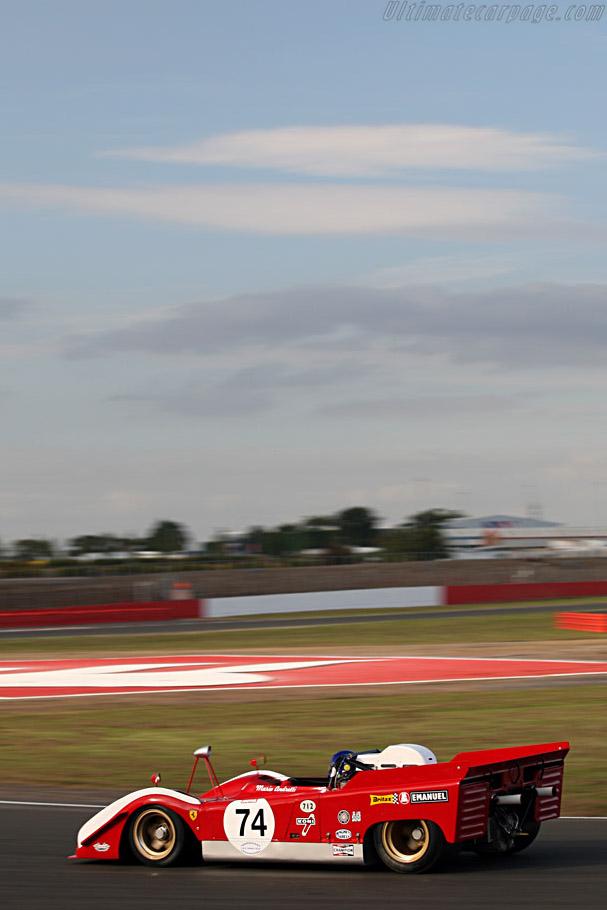 Can Am Car >> Ferrari 712 CanAm - Chassis: 1010 - Driver: Paul Knapfield - 2007 Le Mans Series Silverstone 1000 km